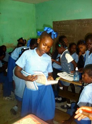 Ecole St Alphonse - Pointe-à-Pitre